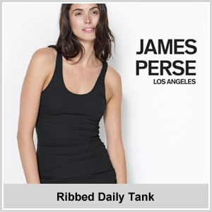 JamesPerse 【ジェームスパース】リブ デイリータンク