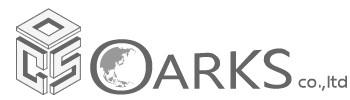 オークス 株式会社 ロゴ