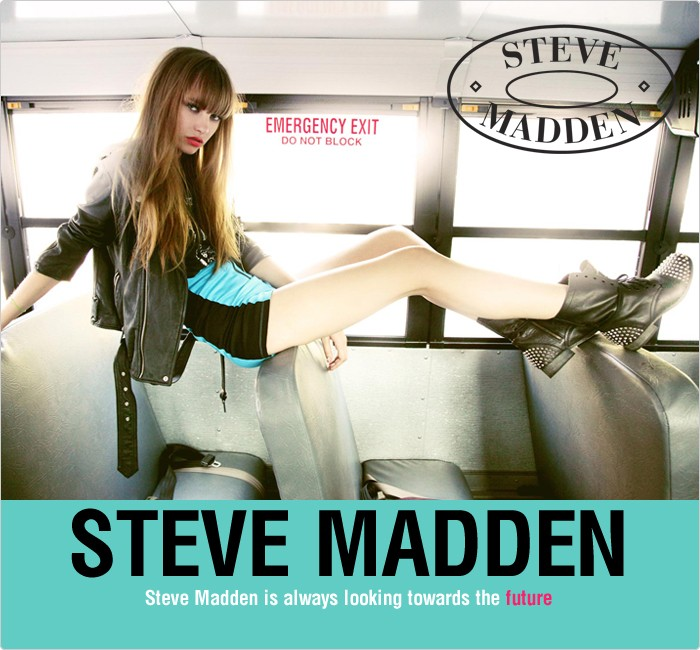 STEVE MADDEN 【スティーブ マデン】