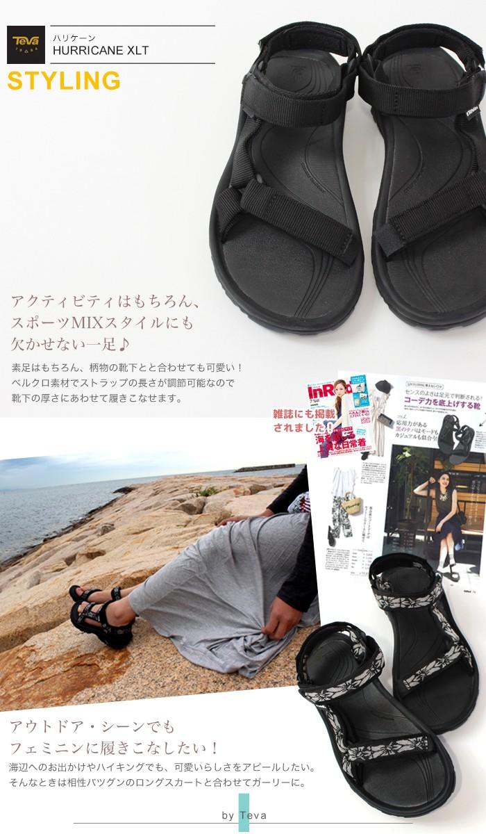 Teva 【テバ】 ハリケーン XLT スポーツサンダル