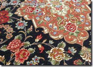 ペルシャ絨毯玄関マットサイズ