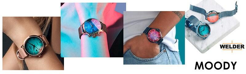 WELDER MOODY ウェルダー ウエルダー ムーディー 腕時計