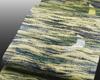 輪奈織 西陣織正絹袋帯