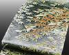 竹にすずめ 二図全通西陣織袋帯