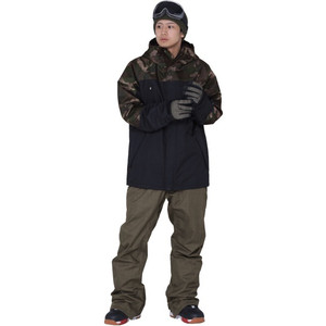 スノーボード ビブパンツ ウェア パンツ 単品 レディース 人気 スノーウェア スキーウェア スノボ ICP-838BB|OC STYLE PayPayモール店