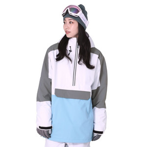 スノーボード ウェア プルオーバー ジャケット 単品 レディース スノーウェア スキーウェア スノボ スキー ICJ-818|OC STYLE PayPayモール店