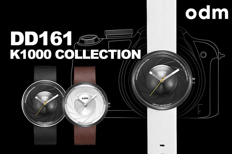 DD161シリーズ。K1000コレクション。