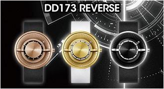 ガラスにムーブを取り付ける逆転の発想が生み出したのDD173シリーズ