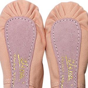 バレエシューズ キャンバス布製 フルソール 16.0-25.0cm バレエ用品(ゆうパケット選択可)(福袋対象)|ohana|08