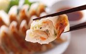 大阪王将の定番商品:七野菜餃子