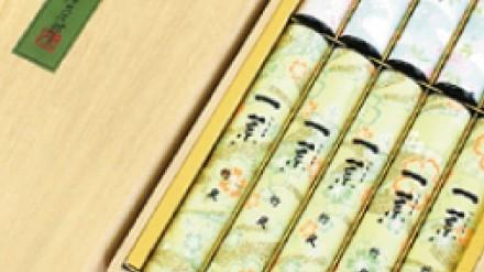 4,000円税別〜の進物線香