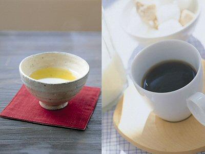 お茶&コーヒー