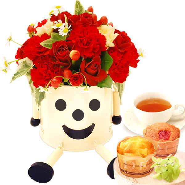 お菓子 詰め合わせ 食品 菓子 スイーツ 誕生日 プレゼント お祝い 内祝い  花|oimoya|11