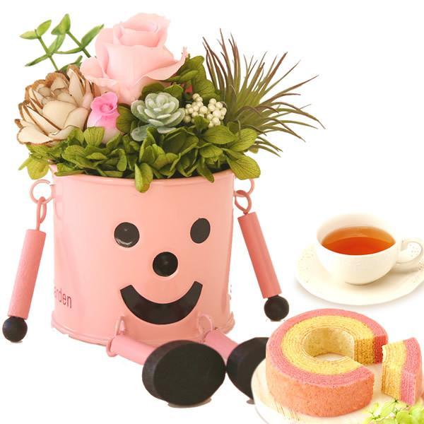 お歳暮 御歳暮 お菓子 誕生日 プレゼント 花 プリザーブドフラワー お祝い ギフト|oimoya|23
