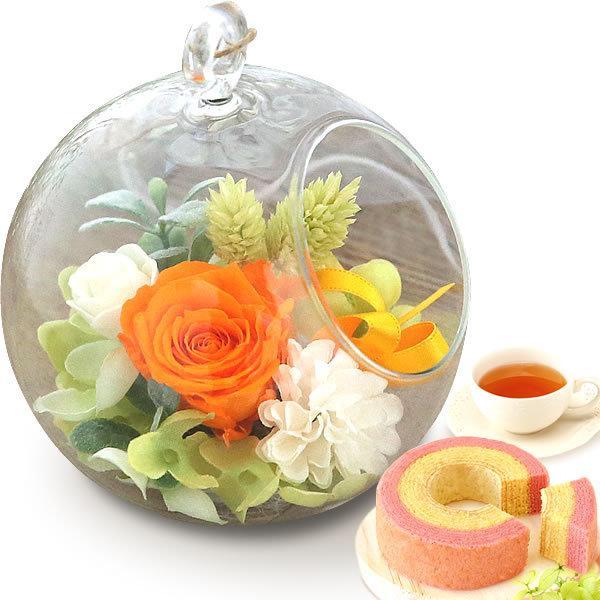 母の日 2021 プレゼント ギフト 花 プリザーブドフラワー 和菓子 洋菓子 花とスイーツ ギフトランキング お菓子|oimoya|35