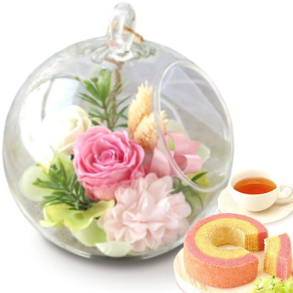 母の日 2021 プレゼント ギフト 花 プリザーブドフラワー 和菓子 洋菓子 花とスイーツ ギフトランキング お菓子|oimoya|34