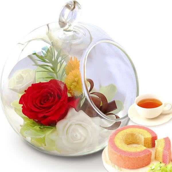母の日 2021 プレゼント ギフト 花 プリザーブドフラワー 和菓子 洋菓子 花とスイーツ ギフトランキング お菓子|oimoya|33