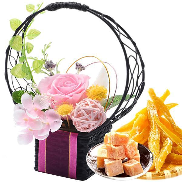 お歳暮 御歳暮 お菓子 誕生日 プレゼント 花 プリザーブドフラワー お祝い ギフト|oimoya|18