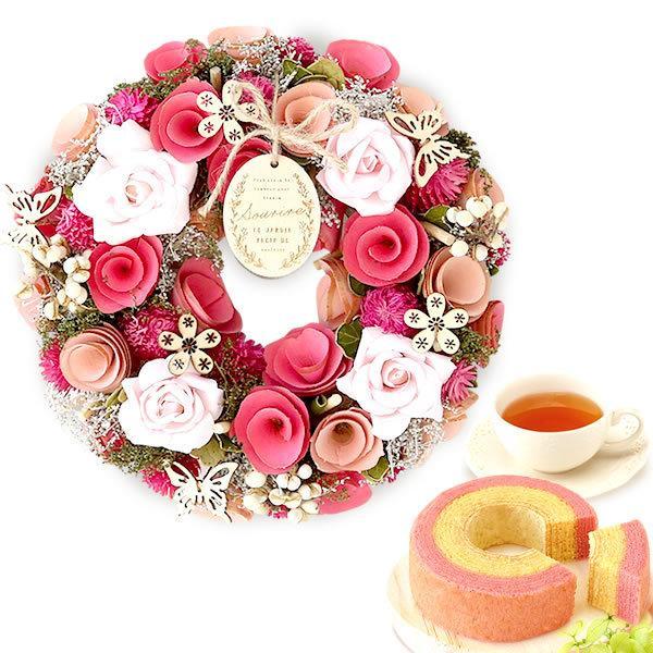 母の日 2021 プレゼント ギフト 花 プリザーブドフラワー 和菓子 洋菓子 花とスイーツ ギフトランキング お菓子|oimoya|36