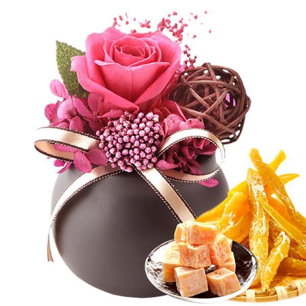 お歳暮 御歳暮 お菓子 誕生日 プレゼント 花 プリザーブドフラワー お祝い ギフト|oimoya|21