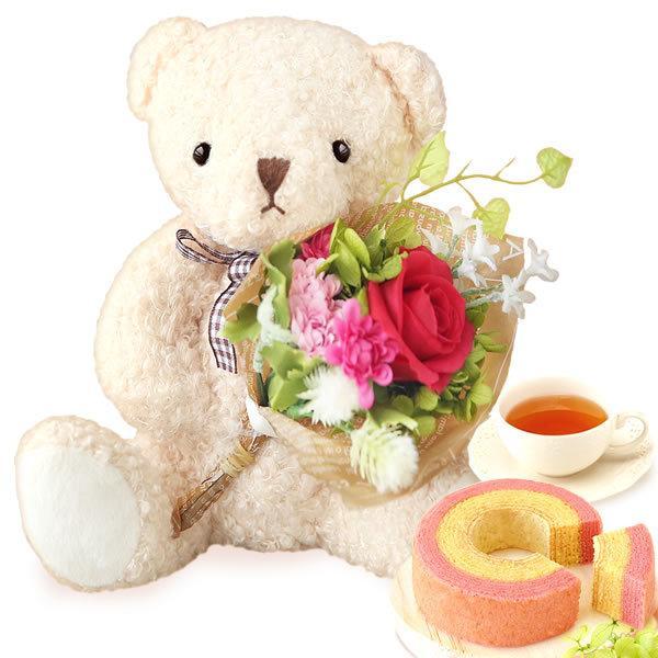 母の日 花 ギフト 2019 mothersday プリザーブドフラワー oimoya 24