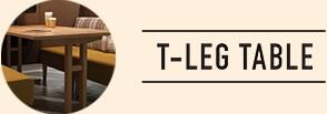 T-LEG TABLE