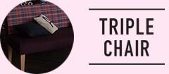 TRIPLE CHAIR