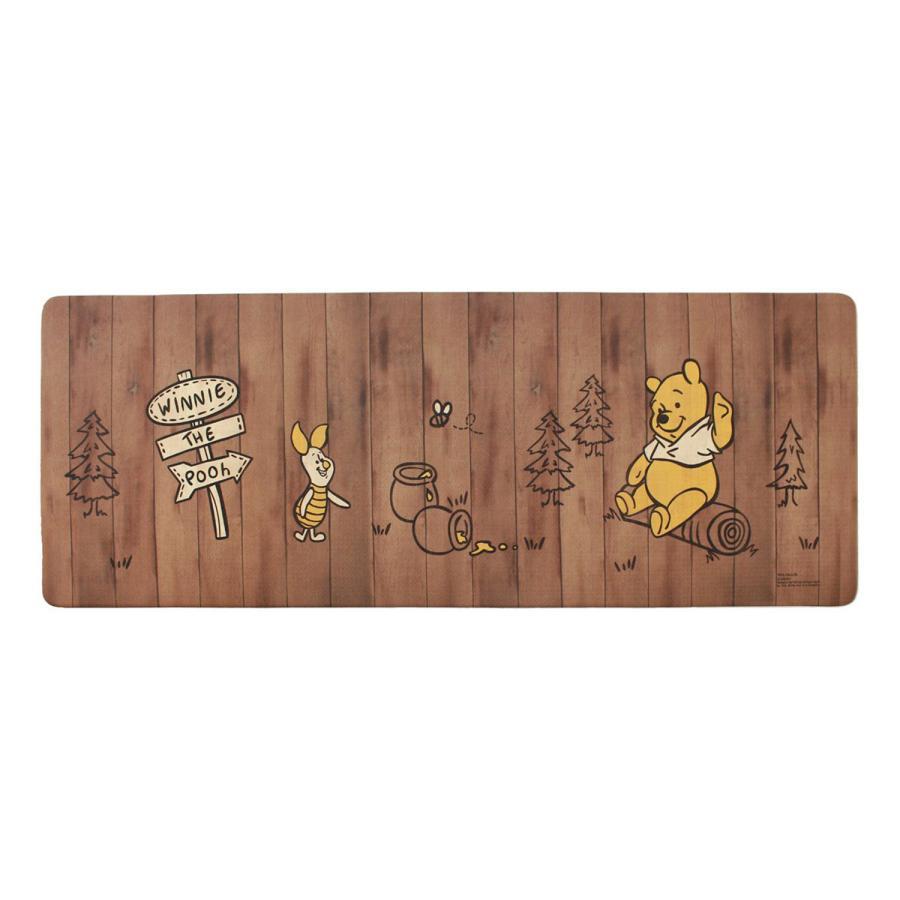 キッチンマット ディズニー 45×120cm 拭いてお手入れ(拭ける ふける ミッキーマウス プーさん トイストーリー ミニーマウス) オカ|okapro|22