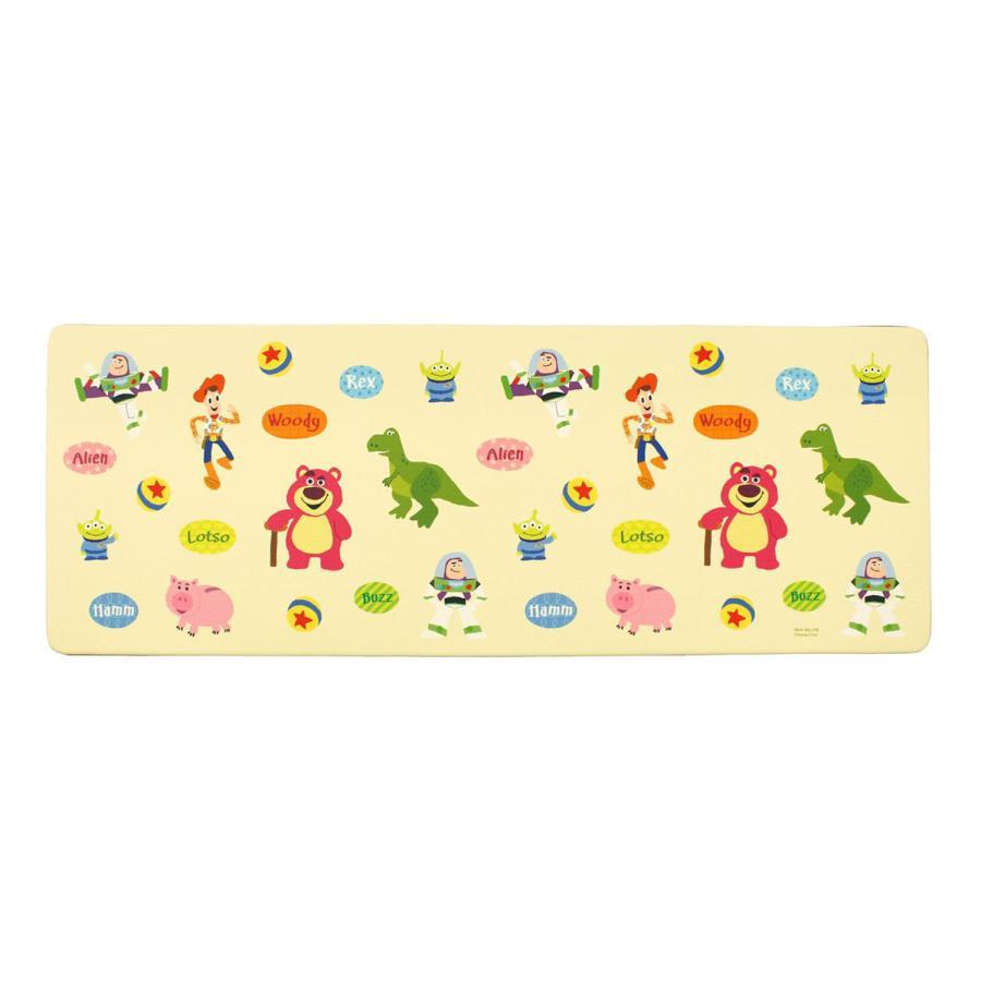 キッチンマット ディズニー 45×120cm 拭いてお手入れ(拭ける ふける ミッキーマウス プーさん トイストーリー ミニーマウス) オカ|okapro|21