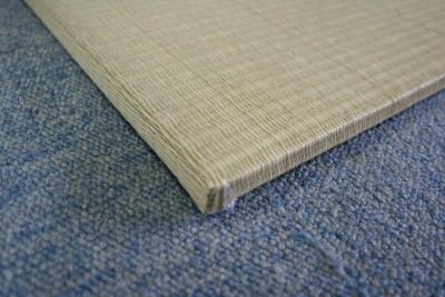 防音 床暖房 天然い草