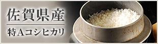 佐賀県産 特Aコシヒカリ
