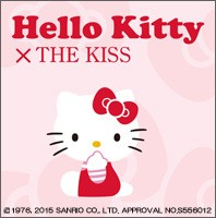 Hello!Kitty×THE KISS