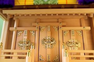 ガラス箱宮神殿16号