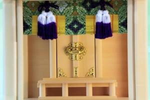 ガラス箱宮神殿12号一社 上品