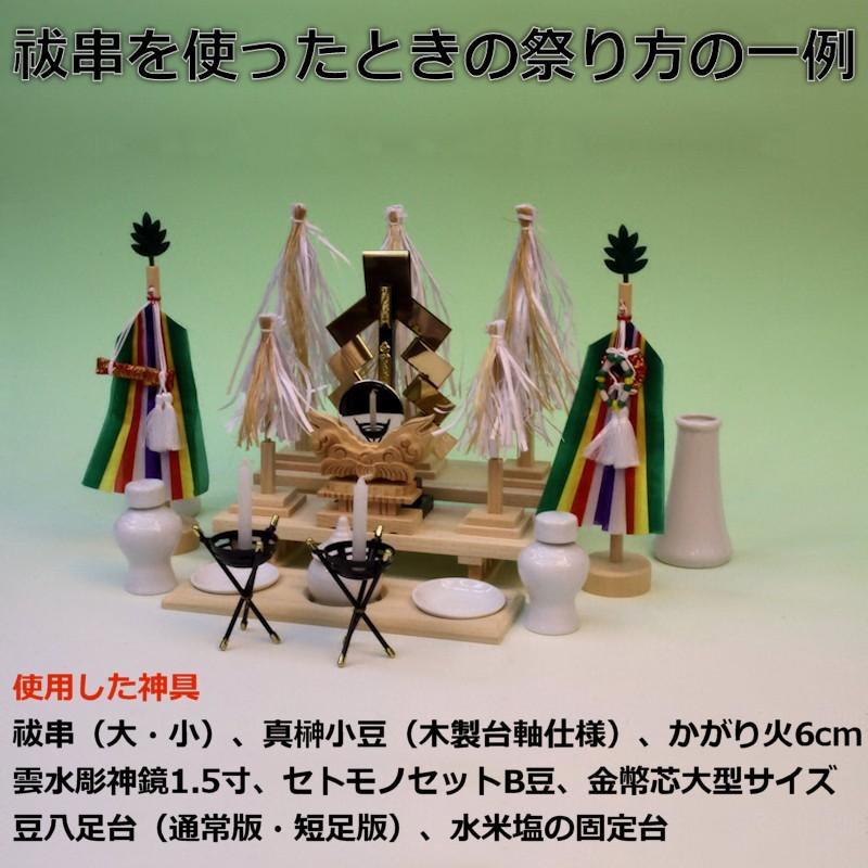 祓串の祭り方