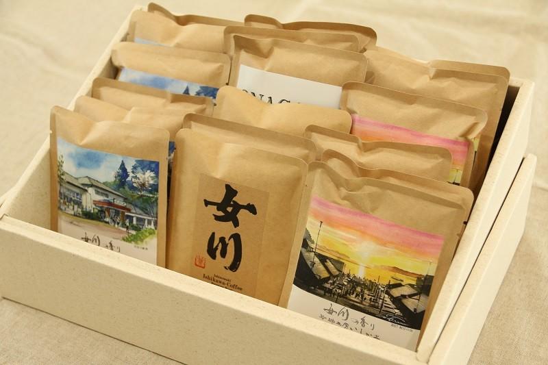 女川コーヒー6個セット