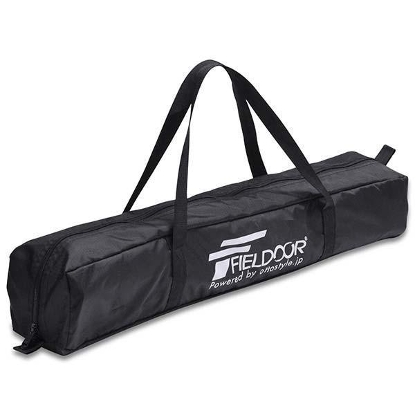 収納バッグ テントポール アルミ製テントポール 直径 32mm 高さ120 - 280cm 専用 バッグ 持ち運び アルミ サブポール 送料無料 メール便 onedollar8 04