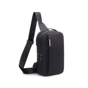 ボディバッグ メンズ 大容量 小さめ おしゃれ 斜め掛け カジュアル ショルダーバッグ 軽量 ダブルファスナー イヤホン対応 無地 シンプル メンズ レディース ワンズショップ