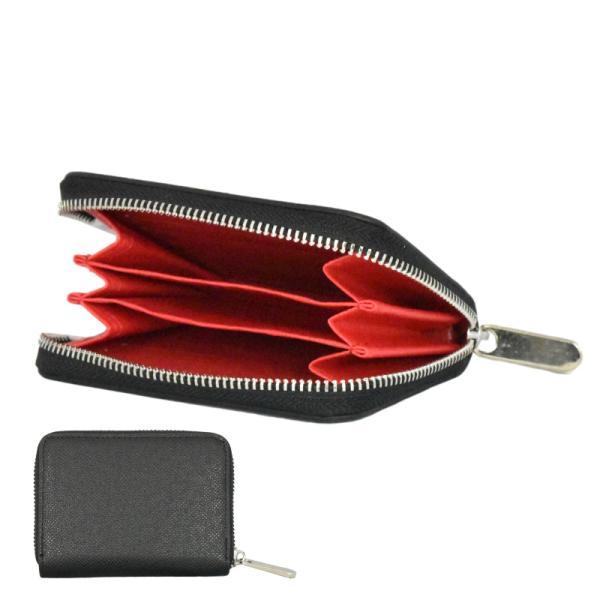 コインケース メンズ 小銭入れ ミニ財布 小さい ラウンドファスナー 財布 薄型 大容量 軽量 コンパクト お札入れ カードケース|onesshop|06