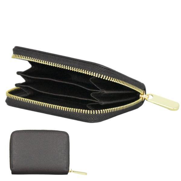 コインケース メンズ 小銭入れ ミニ財布 小さい ラウンドファスナー 財布 薄型 大容量 軽量 コンパクト お札入れ カードケース|onesshop|09