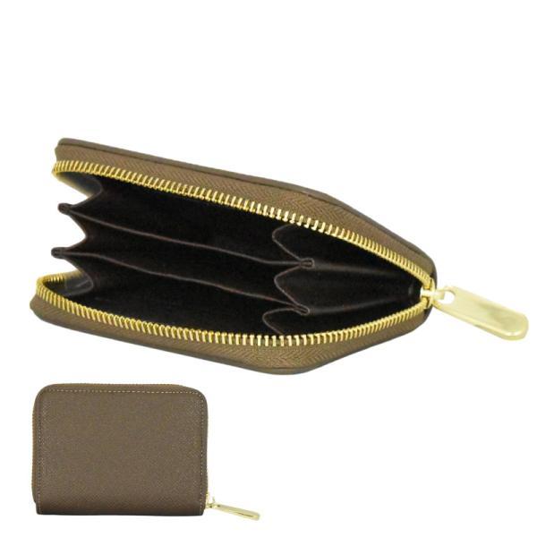 コインケース メンズ 小銭入れ ミニ財布 小さい ラウンドファスナー 財布 薄型 大容量 軽量 コンパクト お札入れ カードケース|onesshop|10