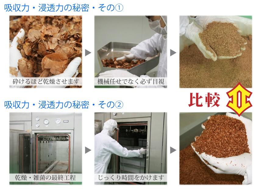 玉ねぎ皮茶の製造3