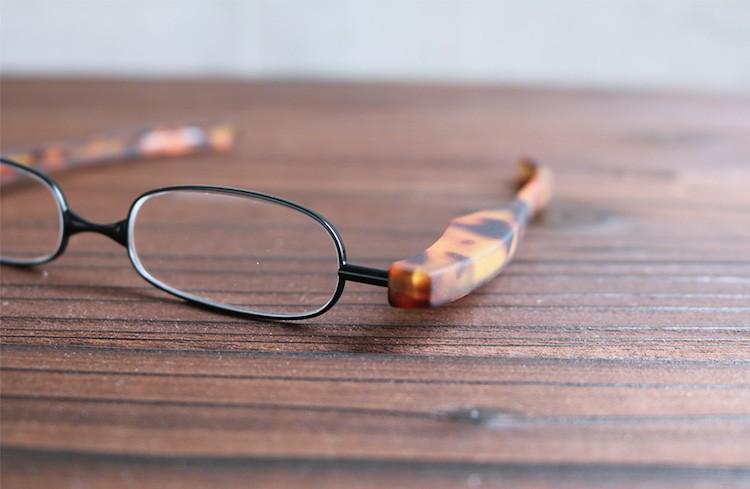 送料無料 老眼鏡 シニアグラス ポッドリーダー リーディンググラス
