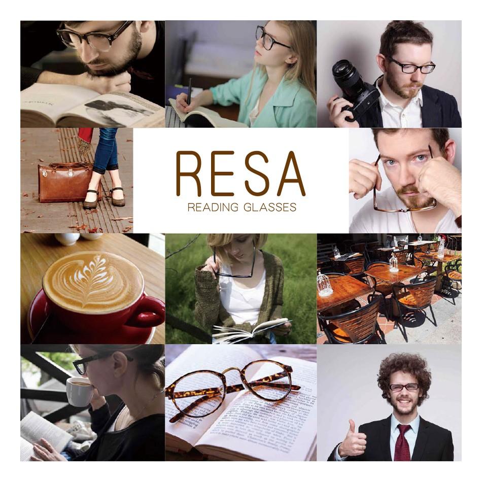 老眼鏡 シニアグラス RESA Readinglasses レサ リーディンググラス LOUVRE