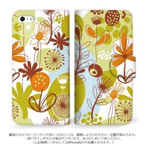 スマホケース 手帳型 全機種対応 ベルトなし ベルトあり iPhone XS max XR 8 mitas mset-nb [花 花柄 花がら フラワー]|oobikiyaking|16