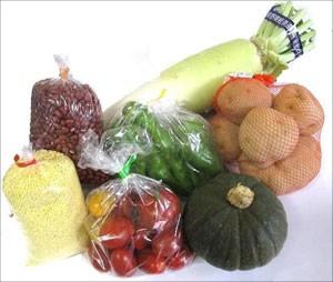 季節の野菜や果物