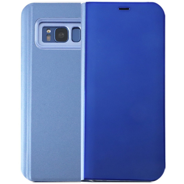 Galaxy S8 ケース 手帳型 SC-02J SCV36 GalaxyS8 ミラー カバー 光沢 耐衝撃 ケース 手帳 ギャラクシーS8 orancio 10