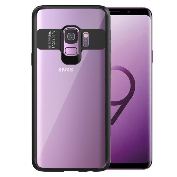 Galaxy S9 ケース SCV38 SC-02K GalaxyS9 クリア背面 透明 シンプル スマホケース カバー ギャラクシーS9 orancio 06