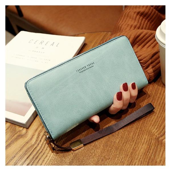 長財布 財布 大容量 レディース お財布 おしゃれ サイフ カード入れ 使いやすい ポイントカード クレジットカード 収納 ケース|orangecoco|11
