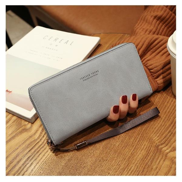 長財布 財布 大容量 レディース お財布 おしゃれ サイフ カード入れ 使いやすい ポイントカード クレジットカード 収納 ケース|orangecoco|13